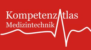 Logo Kompetenzatlas Medizintechnik 2016 Anmeldung Anzeige