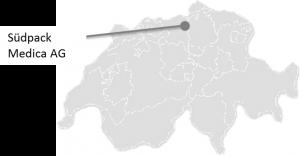 Landkarte Mitglieder NeZuMed